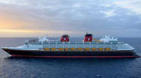 Rebecca Coriam was said to have fallen from the Disney cruise ship Wonder.