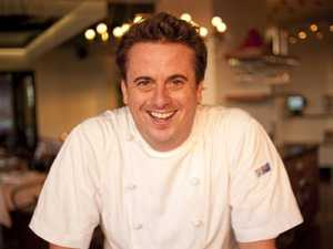 Celebrity chef Darren Simpson has died.
