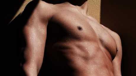 Model Henry Romero.