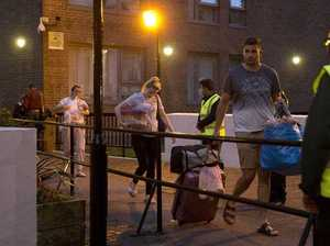Five London tower blocks evacuated after safety fears
