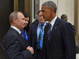 "Obama told Putin to ""stop, or else"" over election tampering"