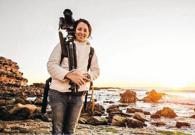 Photographer Nicola Brander.