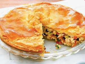 A chicken pie recipe that's sure to become a classic