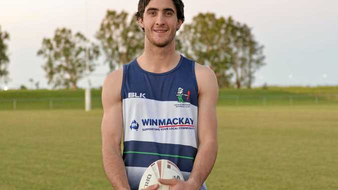 Mackay Brothers fullback Matt Skaife will take to the field with the Queensland Rangers team tomorrow against NSW.