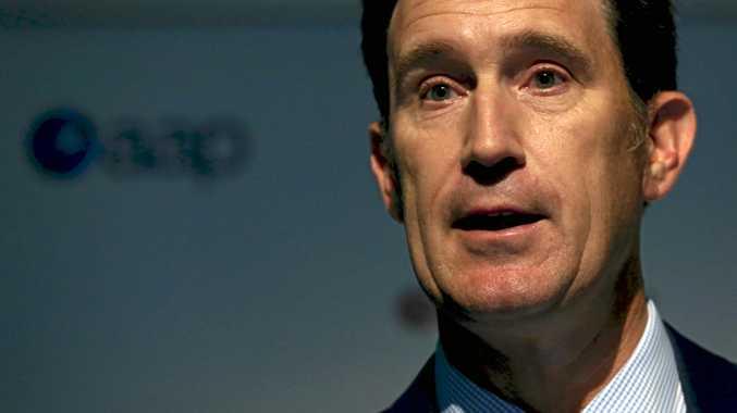 Cricket Australia chief executive James Sutherland.