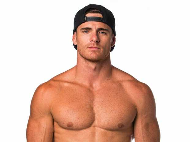 TWEED HEADS: Upcoming TV Series Ninja Warrior contestant Jaymes Wright.