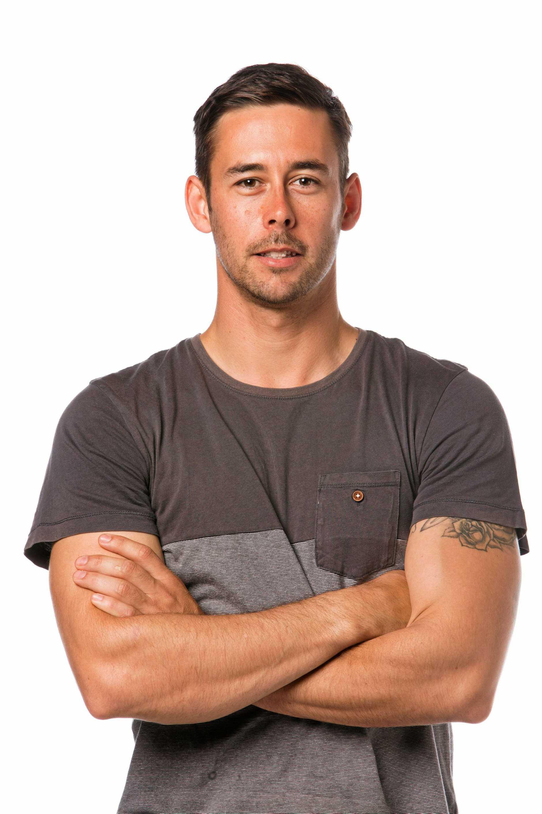EAST LISMORE: Upcoming TV Series Ninja Warrior contestant Tom Hazell.