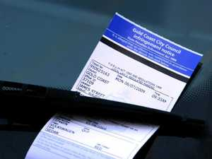 Ouch! Man's $1700 bill for arguing parking fine