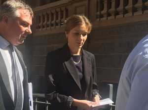 Taylah Hocking to be jailed for three years over hit-run