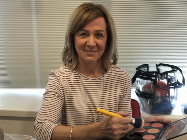 Vicky Hayes is a Parliament House makeup artists. She sees our politicians at their most vulnerable.