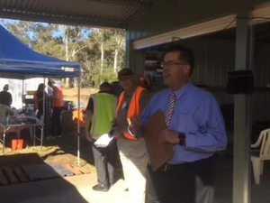 Councillor talks about Morgan Park