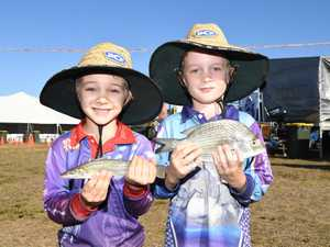 Bundaberg VMR Fishing Comp