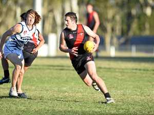 AFL: Hervey Bay Bombers v Gympie Cats