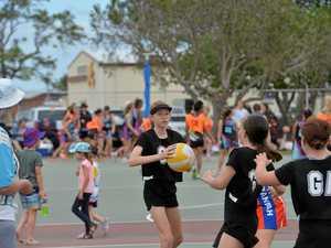 Mackay Netball Carnival