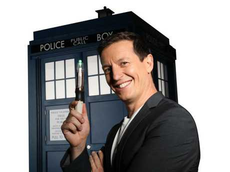 "Rove McManus' Whovians is ""dull"", Amy Harris believes."