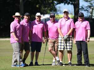 Fraser Coast Mates Golf Day