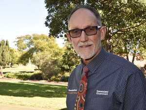 Dr Denis Lennox retires