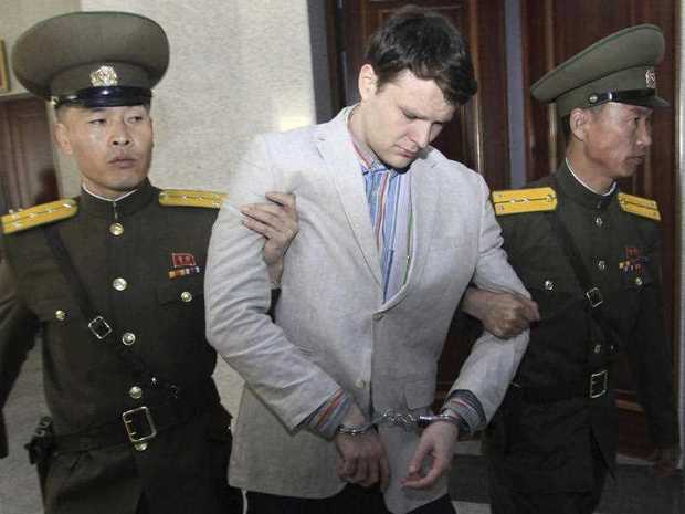 North Korea denies torturing US detainee Otto Warmbier