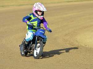 Girls take centre stage at Speedway
