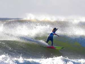Surf Scene: Piper plays a winning tune