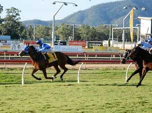 Rocky's leading jockey powers home in $100k race