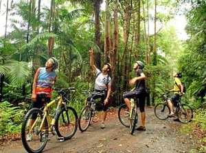 Bicycles bringing business to coast and country tourism