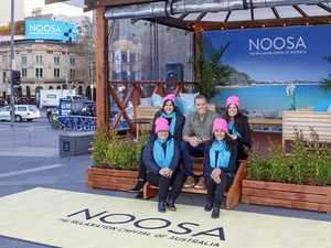 Melbourne Relaxation Station to tempt visitors to Noosa