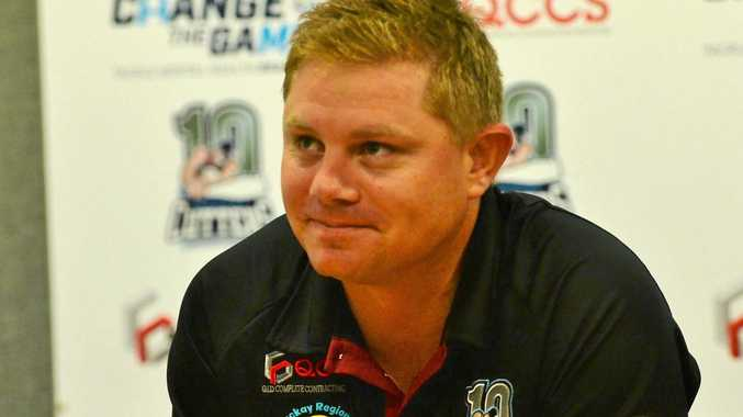 QCCS Mackay Cutters coach Steve Sheppard wa pleased with the team's performance.