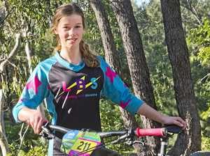 Young rider takes out two MTB events