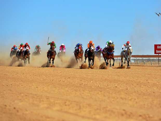 RACE MEET: The iconic Birdsville Races starts on September 1.