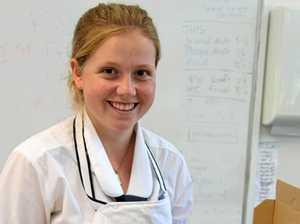 Budding chefs hit the kitchen