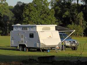 Illegal campsites ignored