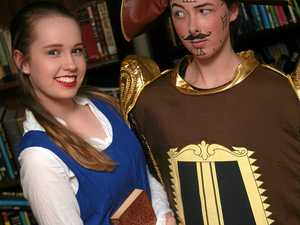 Northside juniors perform in Beauty and the Beast