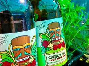 Cheeky Childers cider now on the market