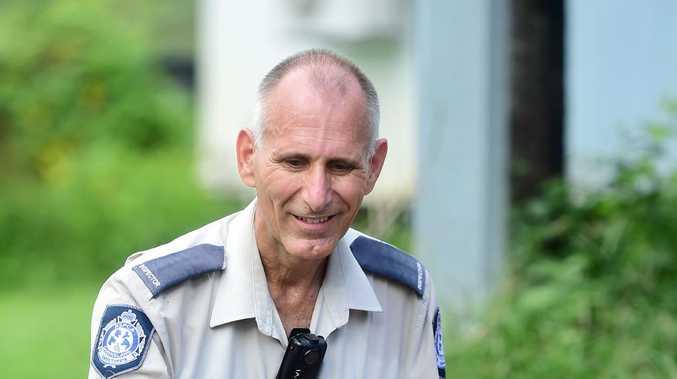 Frank Bebernitz, Regional Inspector with RSPCA.
