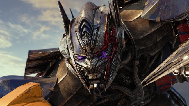 Optimus Prime in Transformers: The Last Knight.