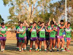 STRIKING SUCCESS: The Whitsunday Brahmans Under-19s have been in top form this year and currently sit first on the ladder in the Mackay competition.