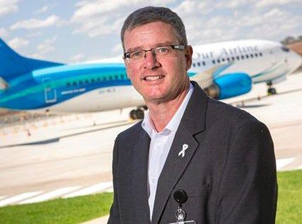 NEW ROLE: After resigning as the general manager at Wellcamp airport Phil Gregory has a new role in the health department.