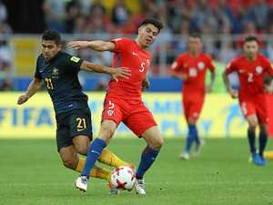 Socceroos coach not surprised by team's performance
