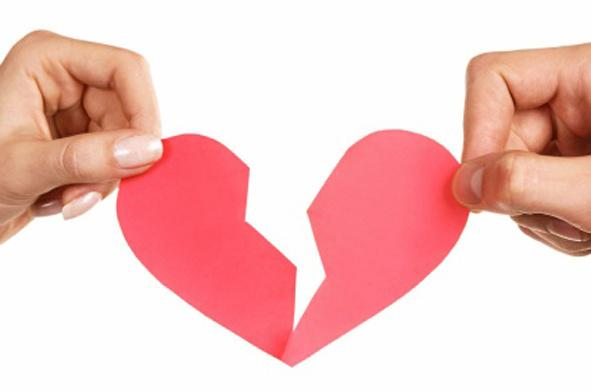 BREAK UP: The end of a marriage usually needs to see a new will being drawn up.
