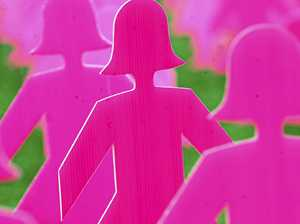 Help paint the town pink for breast cancer awareness