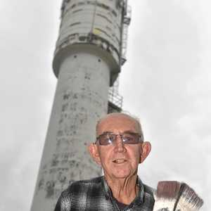 Petition continues push for Bongaree water tower facelift - Caboolture News