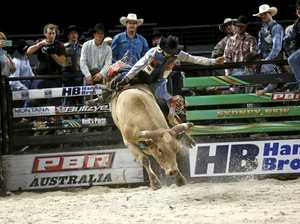 Brazilian bull riders determined to be champions