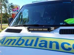 Paramedics race to Coast motorbike crash