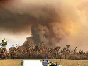 If you see smoke on the Cooloola Coast, don't panic