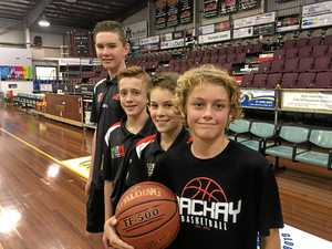 Junior basketballers off to nationals