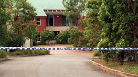 Mr Carlyle's body was found by a security guard at his Robina business. File picture