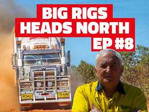 Big Rigs Heads North: Episode 8