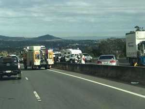 Police recover vehicles on Warrego Hwy after horror smash