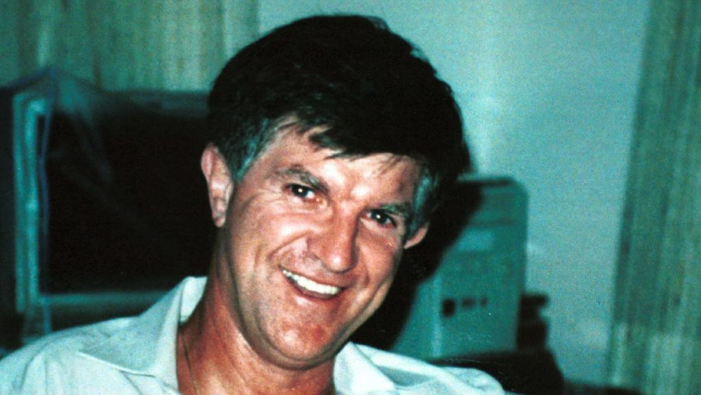 Phillip Carlyle was found dead at his Gold Coast computing business. File picture